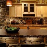 Elements of Rocks for Rustic-style Luxury House Design