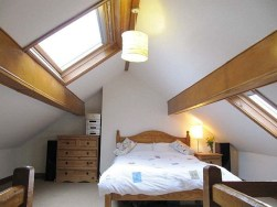 Lighting For Small Attic Bedroom Design