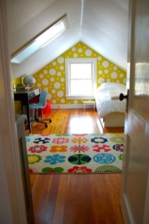 Make An Attic Superspecial For All When You Turn It Into A Kids Room