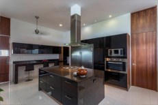 Mastering The Area for Elegant Brown Minimalist Kitchen Decorating Ideas