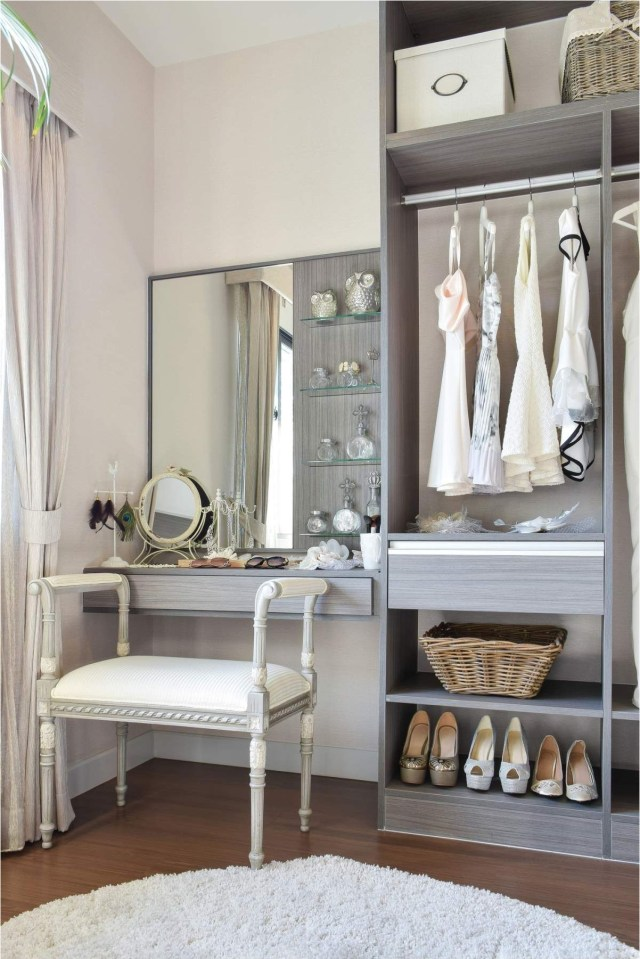 Scandinavian Wardrobe Design
