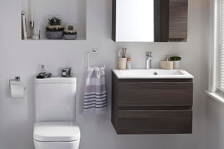 Small Bathroom Ideas Compact Family Bathroom