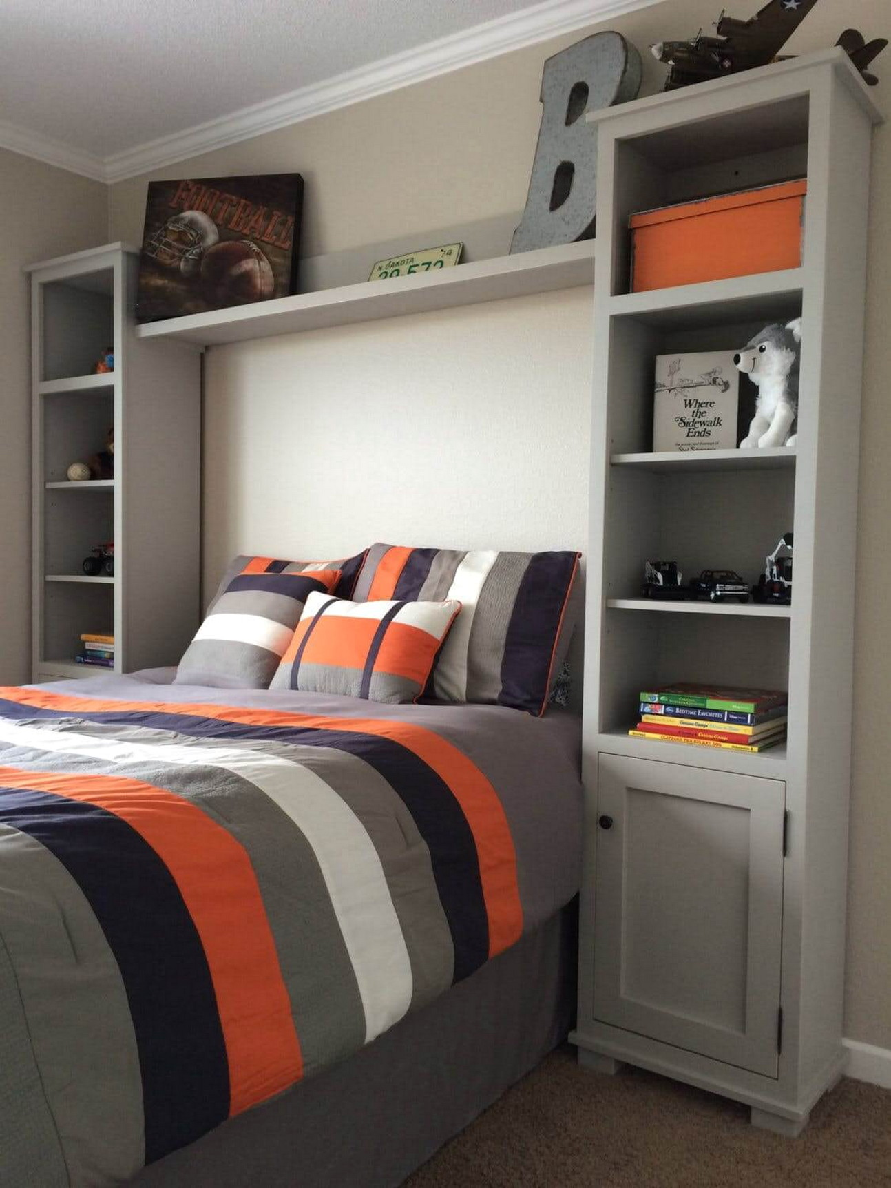 Small And Simple Bedroom Ideas For Teenage Boys Architecturein