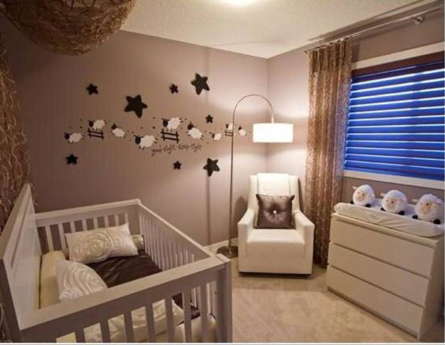 Task Lighting for The Right Lighting Idea for Baby Rooms