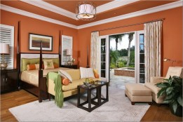 Terracotta Bedroom For Mediterranean Decorations