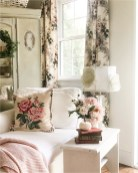 Vintage Curtain Shabby Chic Home