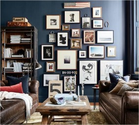 Vintage Grouping Wall Gallery