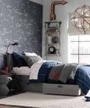 Bedroom Design For A Boy