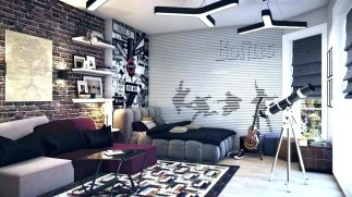 Creative Bedroom Ideas With Walls For Boys