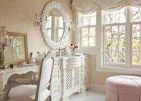 Curtains for Shabby Chic Style Minimalist Home Inspiration