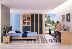 Modern Bedroom Decorating Ideas For Boy (2)