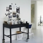 Monochrome Style for Personal Coffee Shop at Home