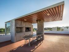 Rooftop for Open Style Dining Room