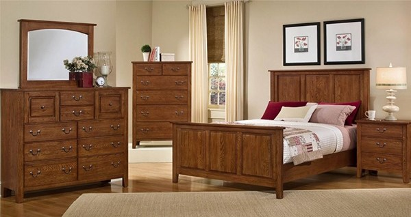 Balanced for Wooden Furniture in Your Bedroom