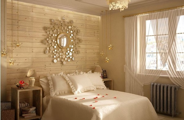 Luxury and Quiet for Master Bedroom with Various Interest Colors