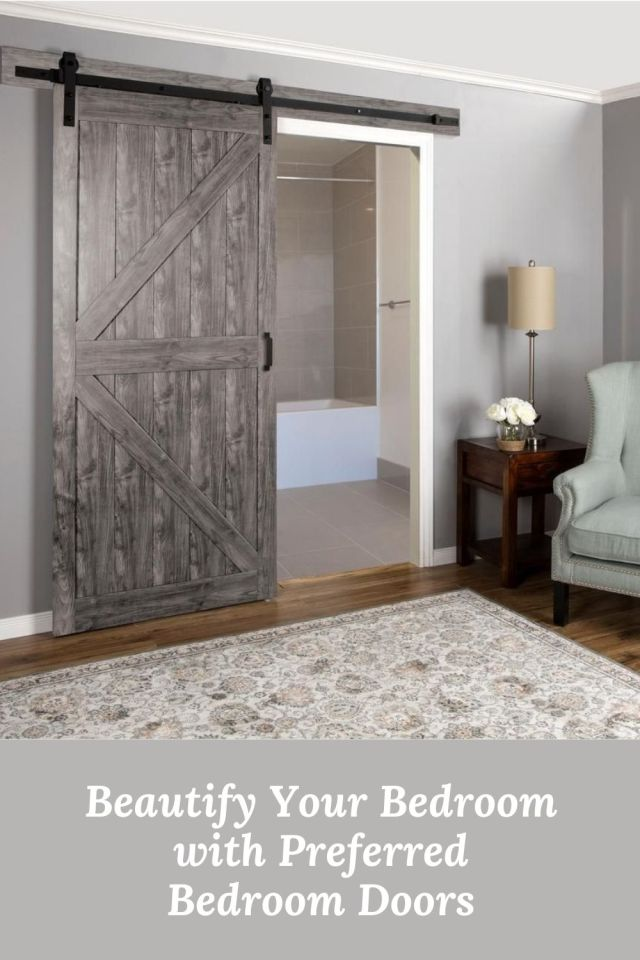 Beautify Your Bedroom With Preferred Bedroom Doors
