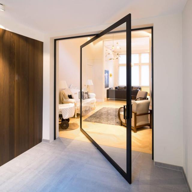Pivot Door for Preferred Bedroom Doors