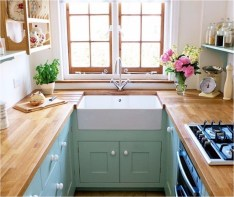 Small Kitchen Placement Ideas