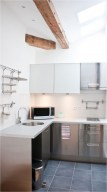 Small Kitchen With Metal Cabinet Ideas