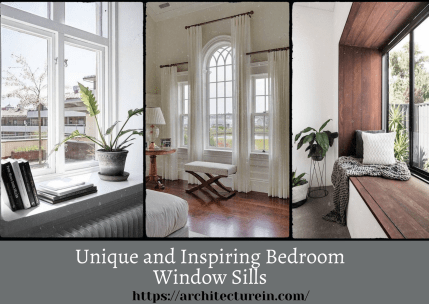 Unique And Inspiring Bedroom Window Sill
