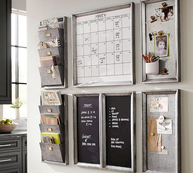 Daily Agenda for Cool Bedroom Decorations for College Student