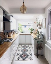 Large Window For Natural Light In Small Kitchen