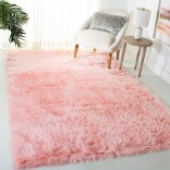 Pink Rug Decorations Ideas