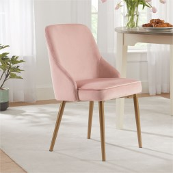 Simple Seat For Pink Bedroom Decorations