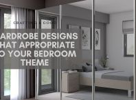 Wardrobe Designs That Appropriate To Your Bedroom Theme