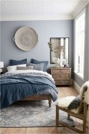 Blue Tone Bedroom Color