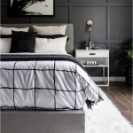 Monochrome Modern Bedroom Design