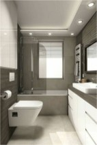 Dim Lamp Decoration Bathroom Ideas