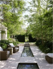 Garden With Water And Tree Ideas