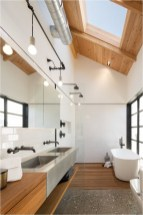 Industrial Lamp Bathroom Ideas