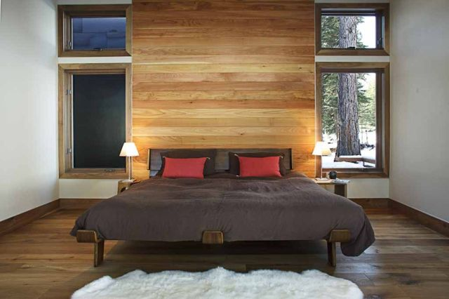 Minimum Accessory for Men's Bedroom Design with Contemporary Masculine Style
