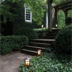 Path With Light Garden Ideas