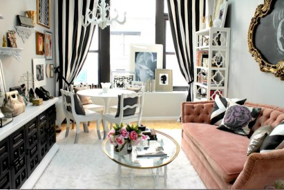 A Room that Looks Great for Tips and Tricks to Decorate a Narrow Living Room