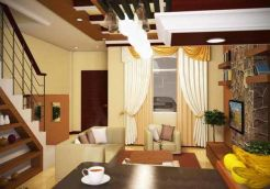 An Ordinary House for Tips and Tricks to Decorate a Narrow Living Room