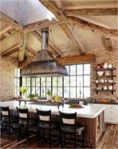 Vintage Industrial Farmhouse Dining Room
