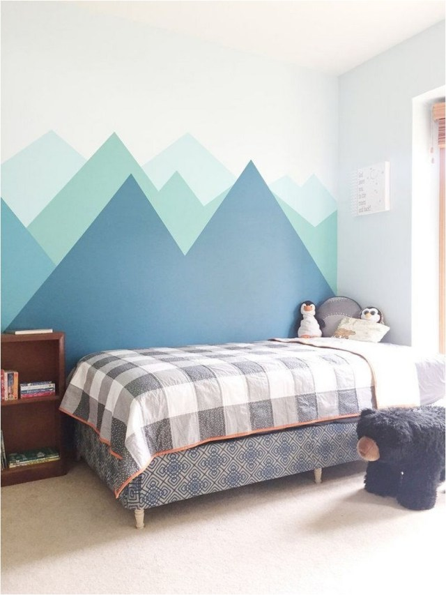 Green Combinations Color For Bedroom