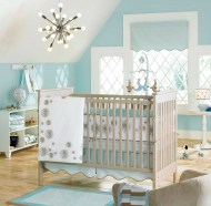 Blue Nursery For Baby Girl Medium Size Of Room Baby Girl Bedroom