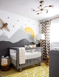 Modern Eclectic Nurseries (The Boo And The Boy) Baby Boy Room