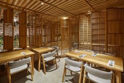 Nozomi Sushi Bar, Spain / Masquespacio