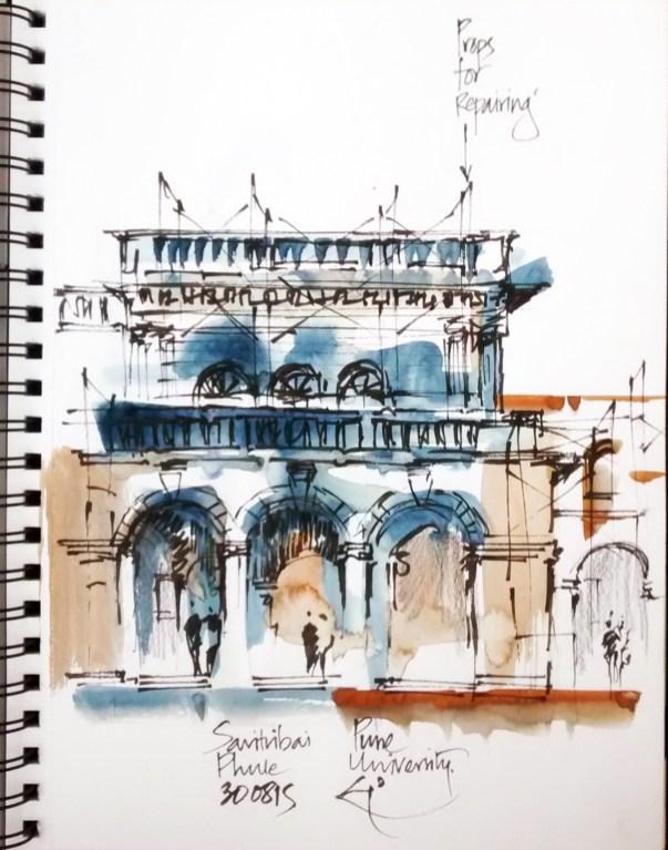 Pune Urban Sketchers