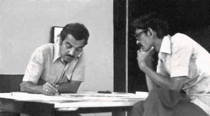 Architect Hasmukh C. Patel