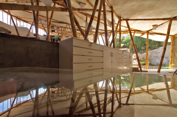 The Bamboo Symphony - Manasaram Architects
