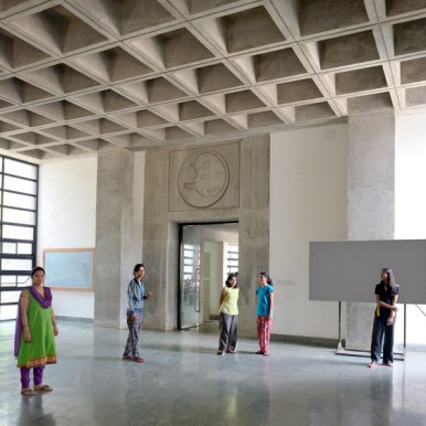 College of Engineering Pune, by Christopher Charles Benninger Architects