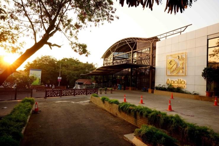 Apollo Institute of Medical Sciences, Hyderabad - Samar Ramachandra Associates 1