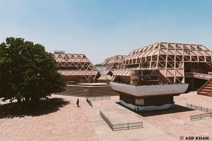 Photoshopped Architecture - Asif Khan