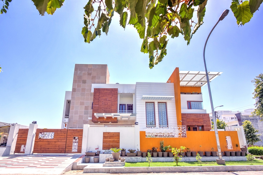 The Plus House - Panipat - Studio An-V-THot